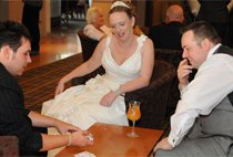 Macclesfield Wedding Magician - Magician for Weddings in Macclesfield